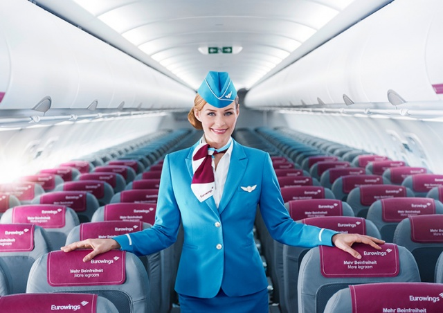 Eurowings назвал 11 городов, в которые будет летать из Праги
