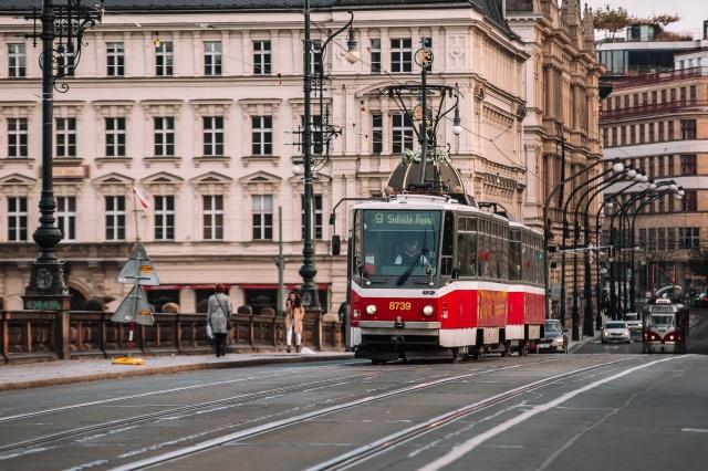 В субботу Прага попрощается с трамваями T6A5