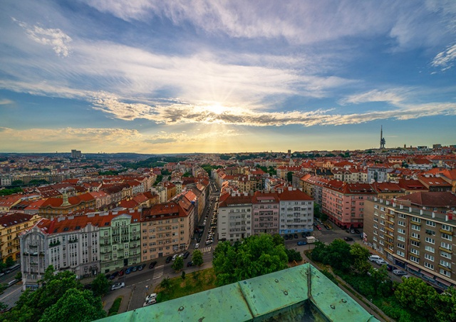 5 смотровых площадок Праги, на которых вы, скорее всего, не бывали