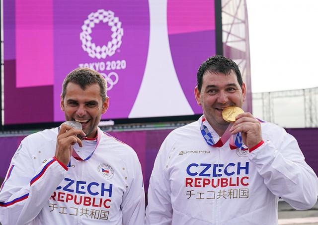 Чехия завоевала первое «золото» на Олимпиаде в Токио