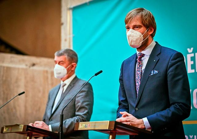 Жителям Чехии разошлют письма с призывом к вакцинации от COVID-19