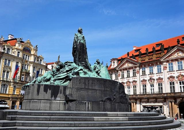 В Чехии вспоминают Яна Гуса