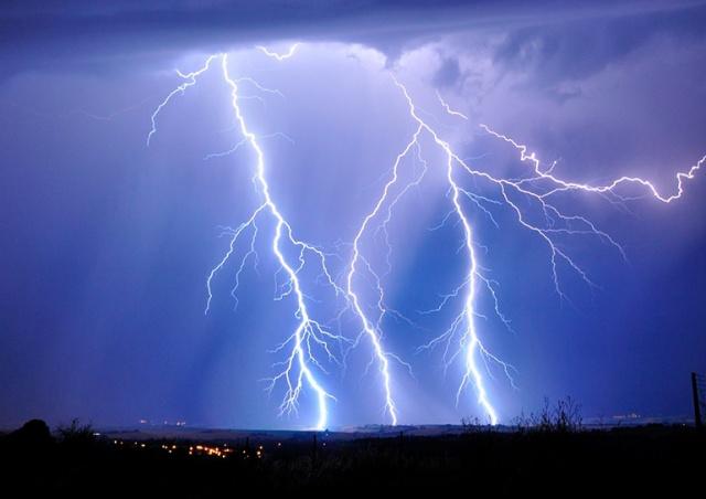 В Чехии объявлено штормовое предупреждение