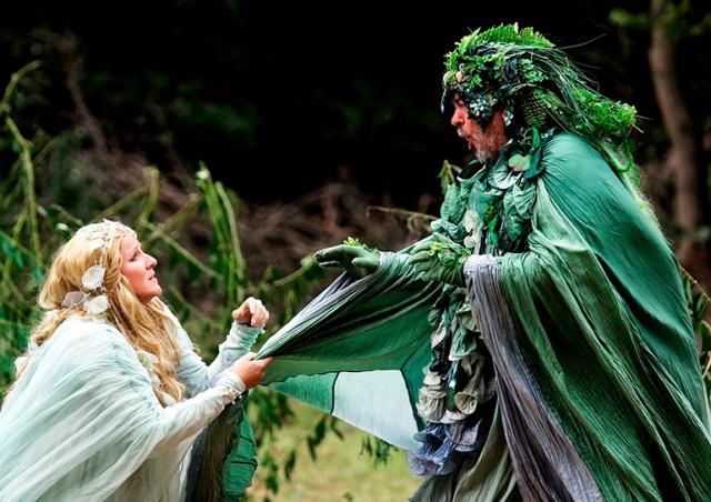 В пражском парке «Дивока Шарка» бесплатно покажут оперу «Русалка»