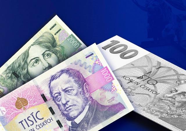 ЦБ Чехии предупредил об окончании «срока годности» банкнот старого образца