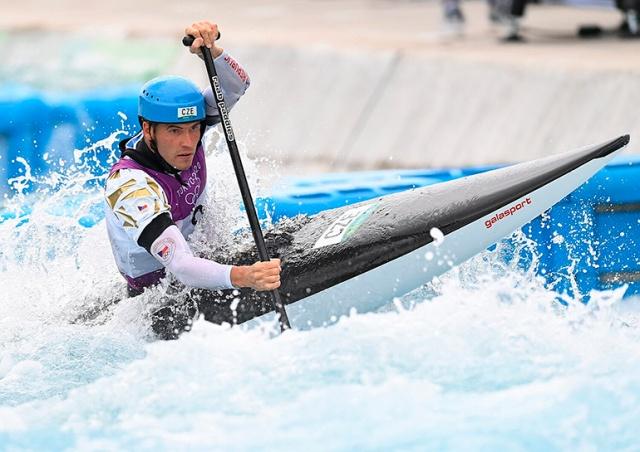 Чехия завоевала первую медаль на Олимпиаде в Токио