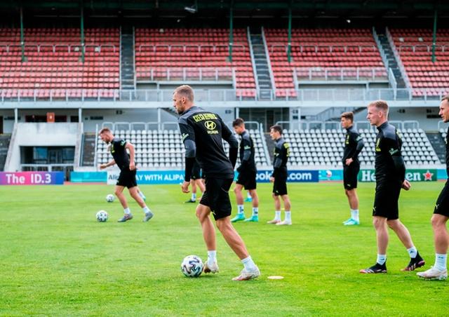 Сегодня Чехия сыграет с Данией в четвертьфинале Евро
