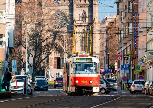 В Праге подорожал проезд в общественном транспорте