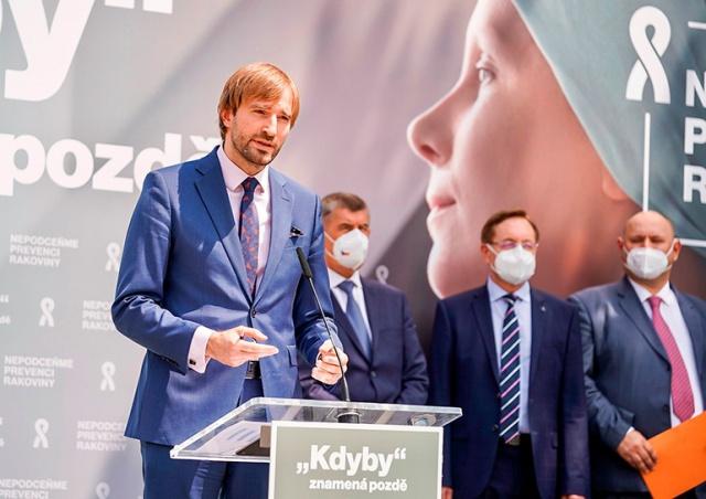 Минздрав Чехии анонсировал отмену бесплатных тестов на коронавирус