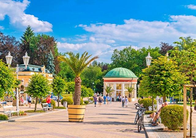 Три курортных города Чехии включили в список всемирного наследия ЮНЕСКО