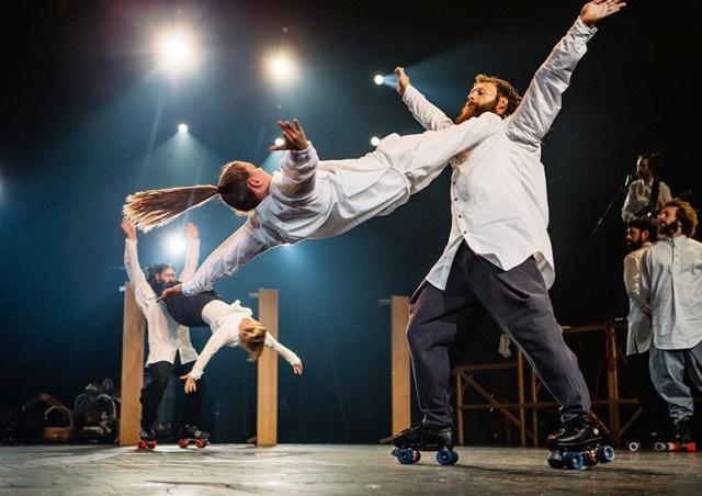 В Праге пройдет международный фестиваль нового цирка Letní Letná