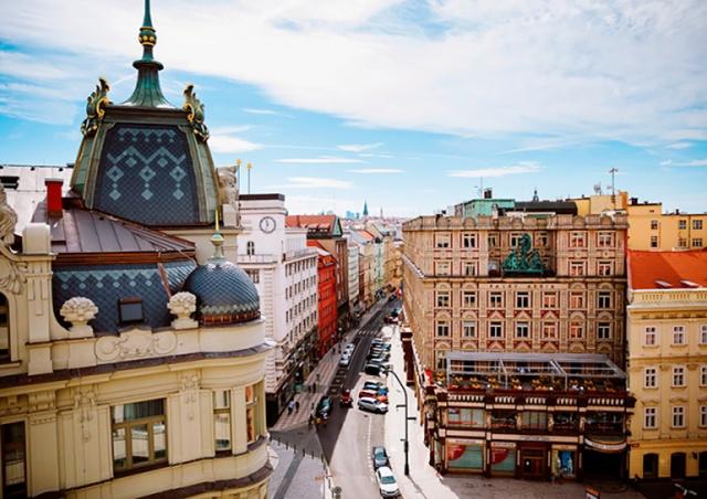 В выходные в Праге откроются обычно недоступные для посещения здания
