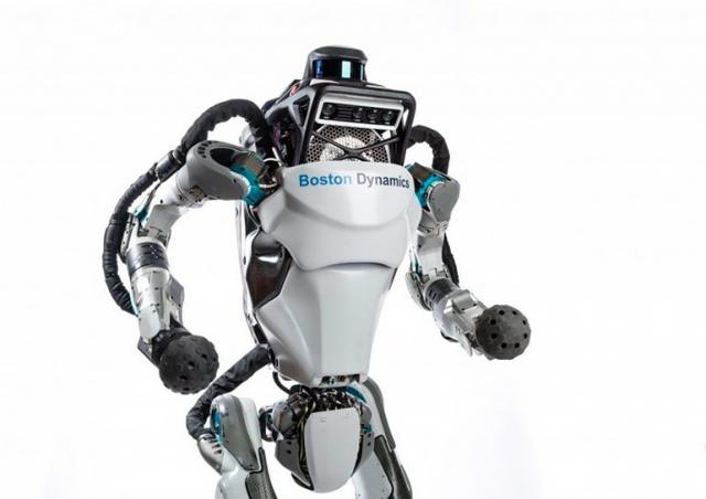 Boston Dynamics научила своих роботов паркуру