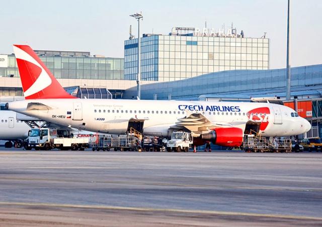 «Чешские авиалинии» начнут чаще летать между Прагой и Москвой