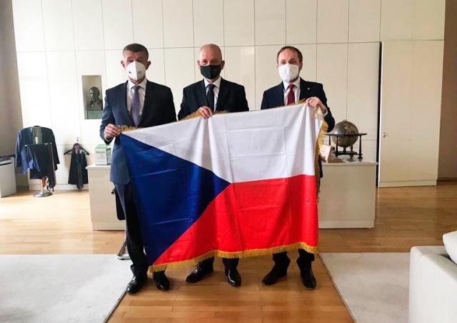 Премьер Чехии: мы вывезли из Афганистана всех, кого планировали