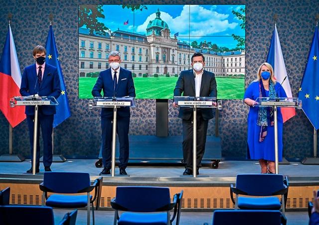 С 1 сентября в Чехии смягчат карантинные меры