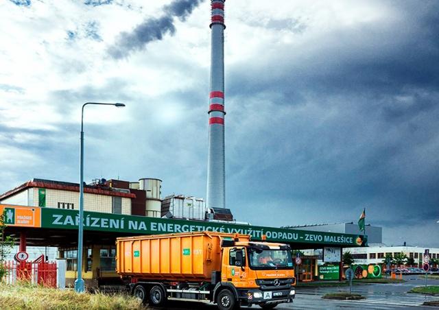 Прага планирует использовать в качестве стройматериала шлак от сжигания мусора