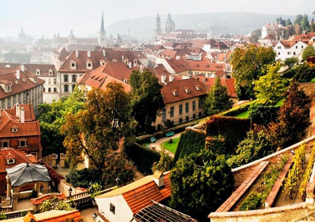 Синоптики: в Чехии ожидается резкое похолодание