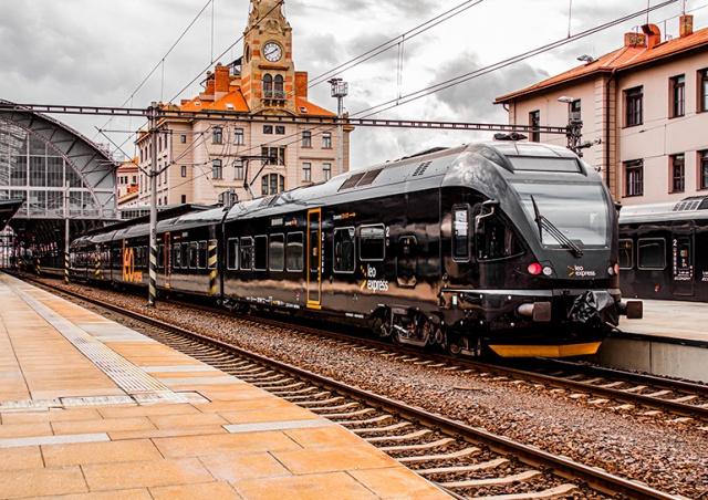 Leo Express возобновляет рейсы Прага - Украина
