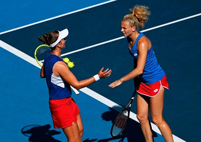 Финальная часть командного чемпионата мира по теннису пройдет в Праге