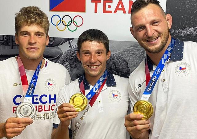 Сколько денег получат олимпийские медалисты Чехии: утвержден размер премий