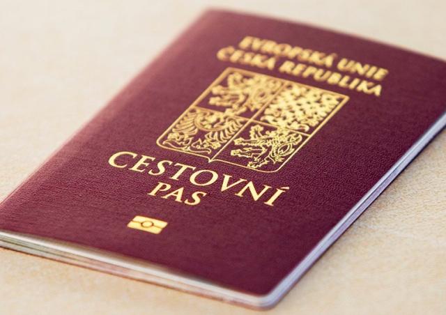 Изменен порядок уплаты пошлины за прошение чешского гражданства