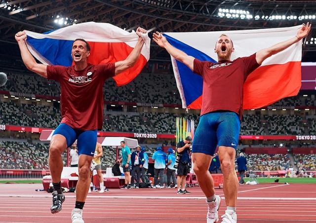 Олимпиада в Токио оказалась для Чехии самой успешной в истории