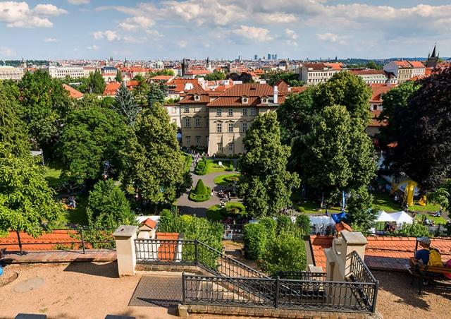 Сад посольства Польши в Праге на один день откроют для посетителей