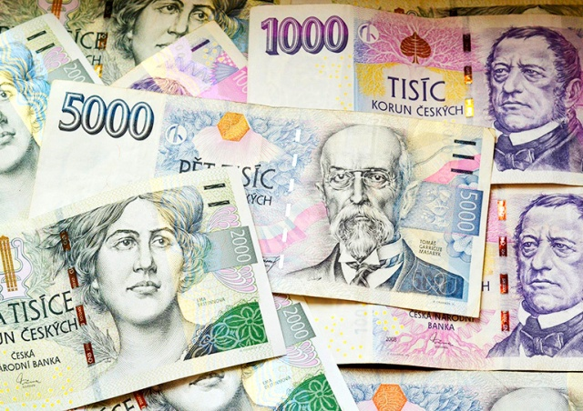 В Чехии существенно выросла средняя зарплата