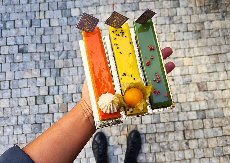 Пражская кондитерская Café Millème представила осеннюю коллекцию десертов