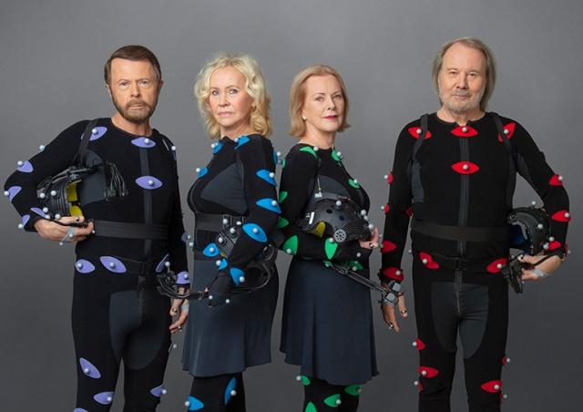 ABBA представила песни из первого за 40 лет альбома: видео