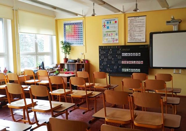 Из-за коронавируса в Праге закрыли школу