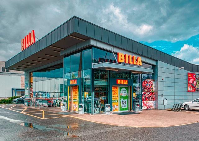 Billa и Penny запустят в Чехии онлайн-продажу продуктов