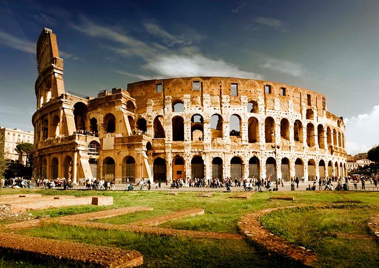 Осень на семи холмах с TripsGuru: тур в Рим (2-5 октября) на 4 дня/3ночи