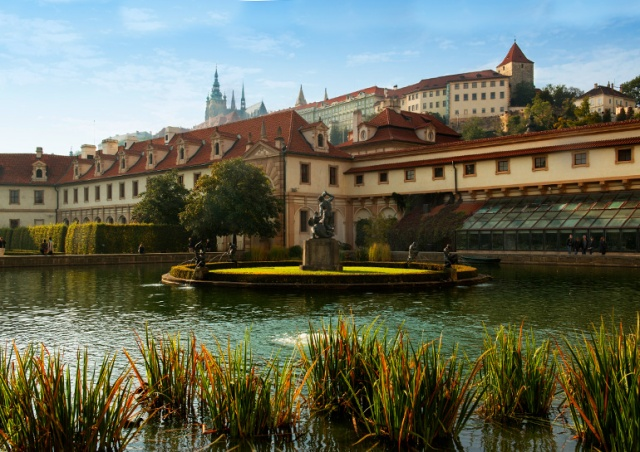 В Вальдштейнском саду Праги пройдет серия бесплатных концертов