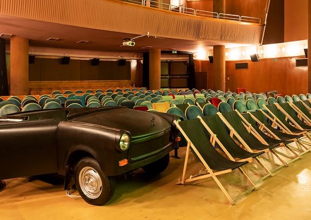 12 необычных кинотеатров в Праге