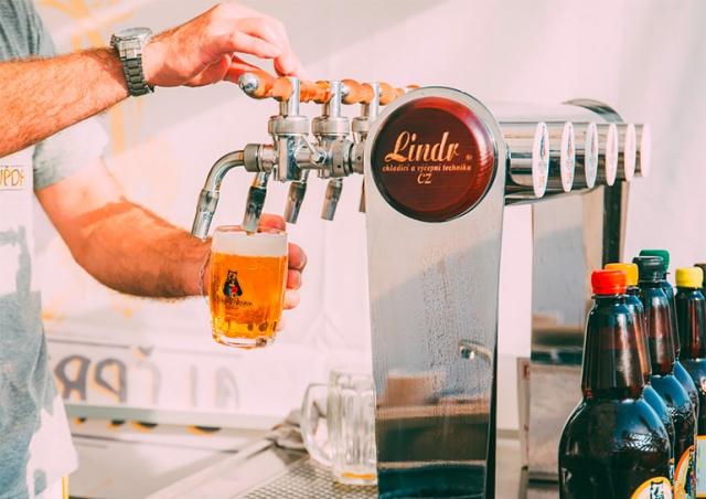 В Праге пройдет фестиваль «летающих» пивоваров
