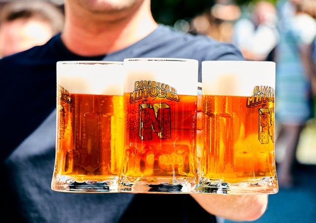 Пивоварня Matuška откроет в Праге фирменный ресторан