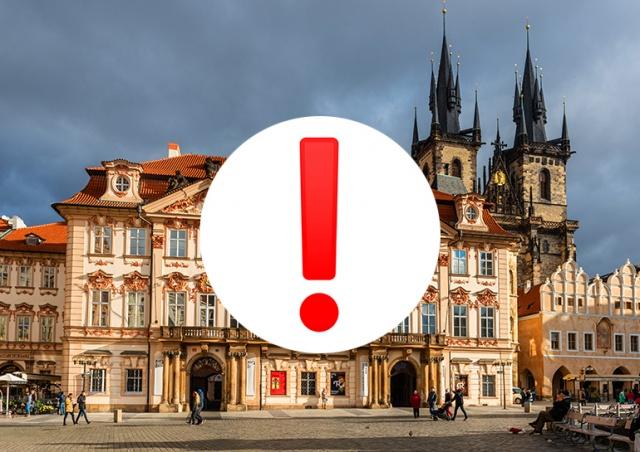 Ошибка в дате: Национальная галерея в Праге будет открыта бесплатно 28 октября