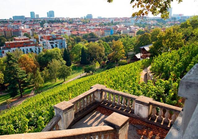 Прага призвала жителей отметиться на «онлайн-карте ощущений»