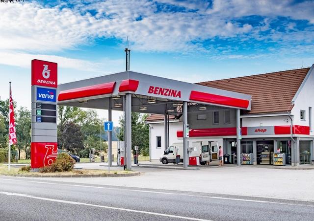 Чешский бренд Benzina прекратит существование