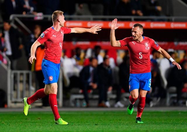 В четверг Чехия сыграет с Беларусью в отборочном матче чемпионата мира