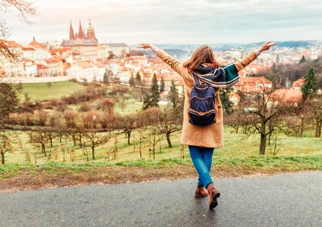 Прага признана самым красивым городом в мире