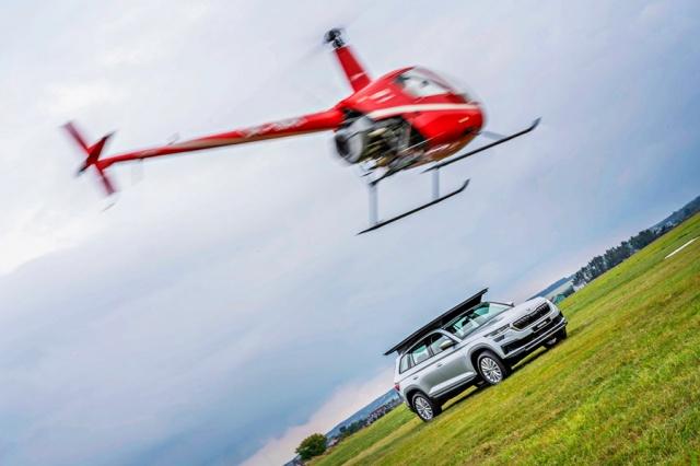В рекламе Škoda повторили сцену из Top Gear: видео