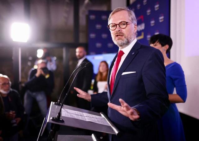 На парламентских выборах в Чехии победила оппозиционная коалиция