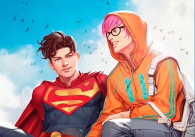 Новый Супермен в комиксах будет бисексуалом