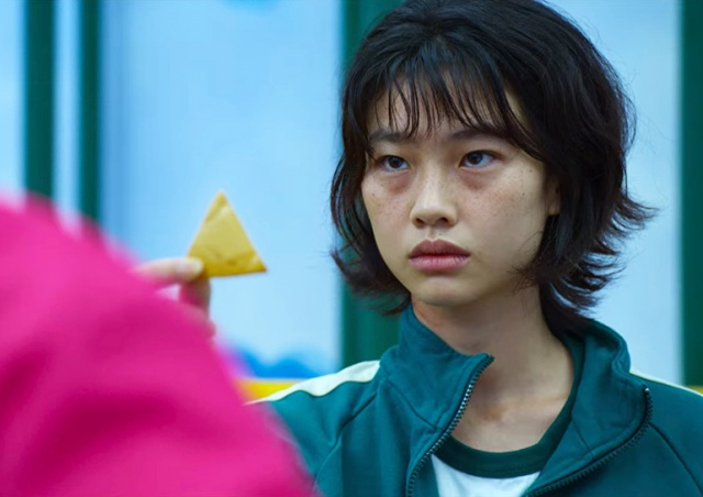 «Игра в кальмара» сделала из Чон Хо Ен инстаграм-звезду. На нее подписались 16 млн человек