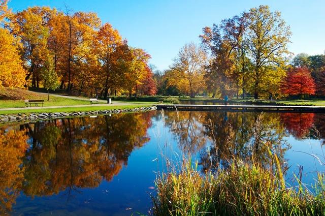 Надышаться красотой: лучшие парки Праги для осенних прогулок
