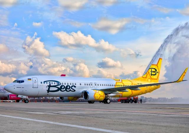 Новый украинский лоукостер запустит рейс Прага - Одесса