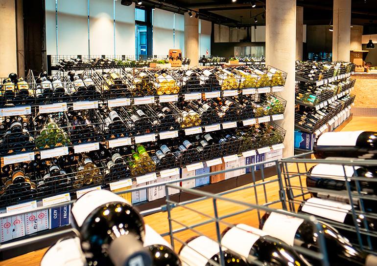 Новая неделя знакомства с новыми винами в пражском магазине LÁHVE: